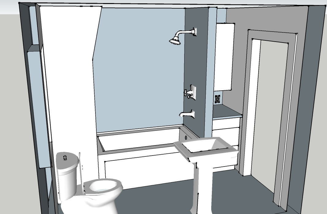 Remodling A Small Bathroom Your Perfect Space