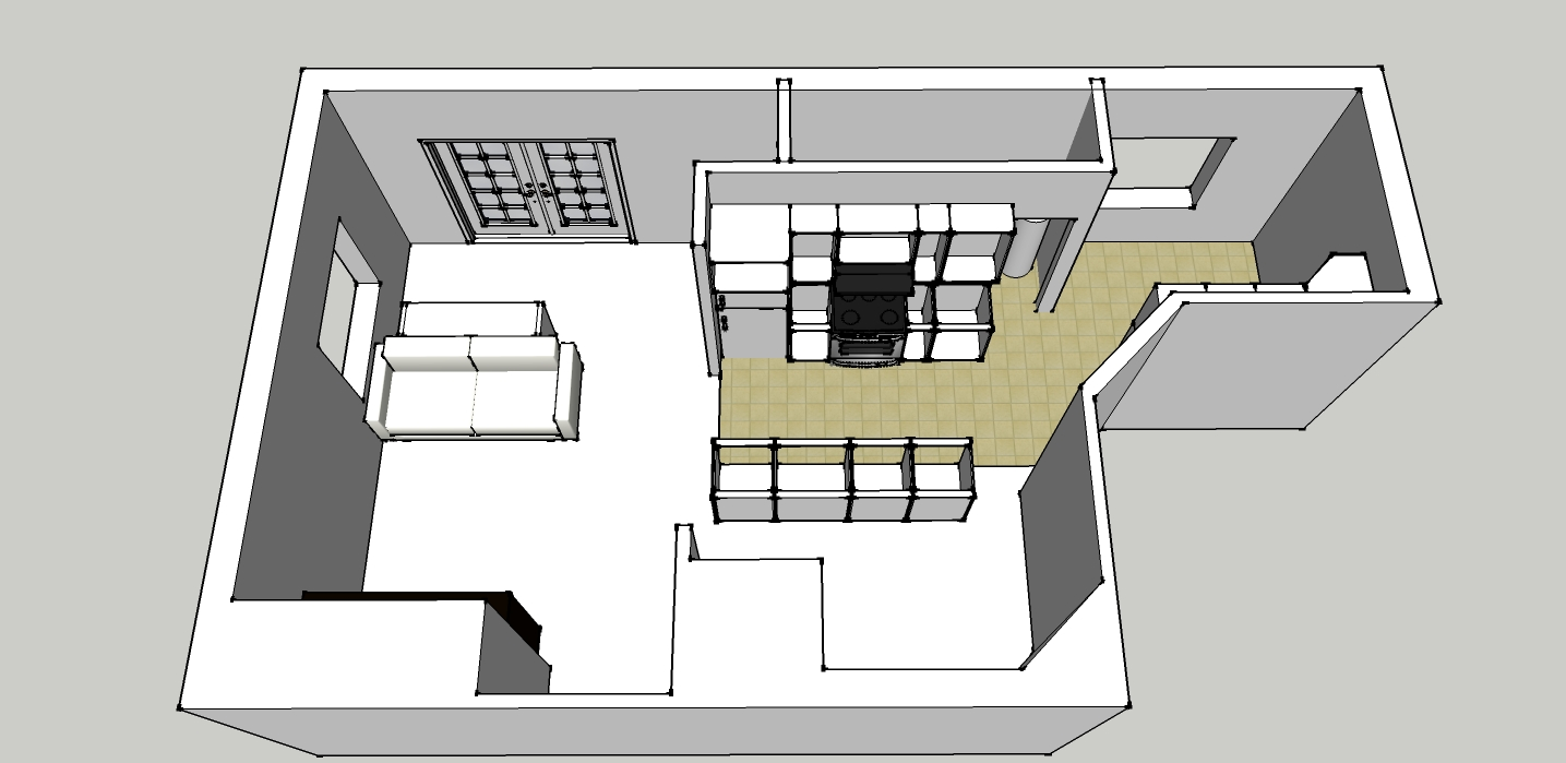 Basement turned apartment your perfect space for Design basement layout free