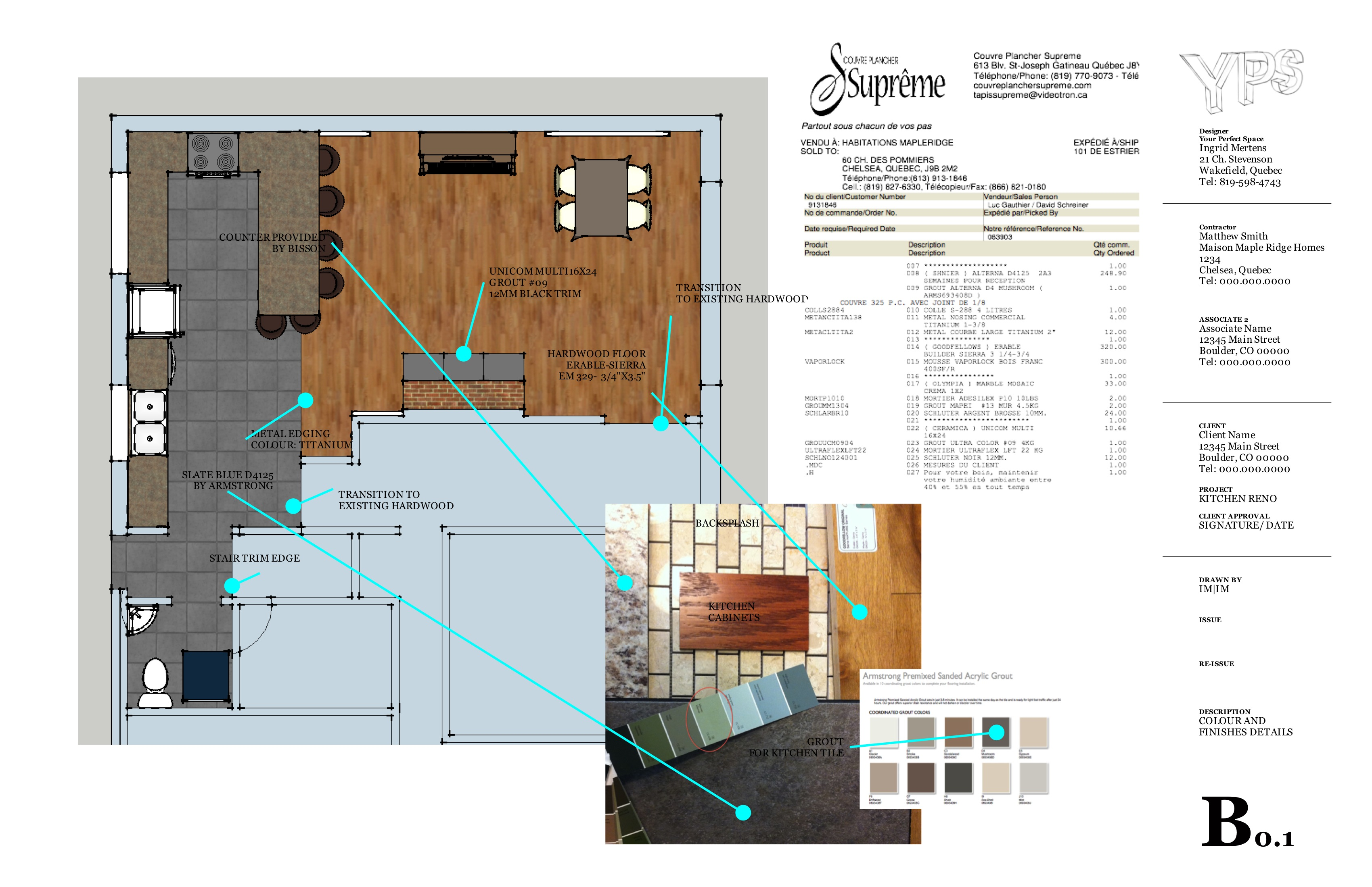 Visualization through sketchup http www yourperfectspace ca ingrid