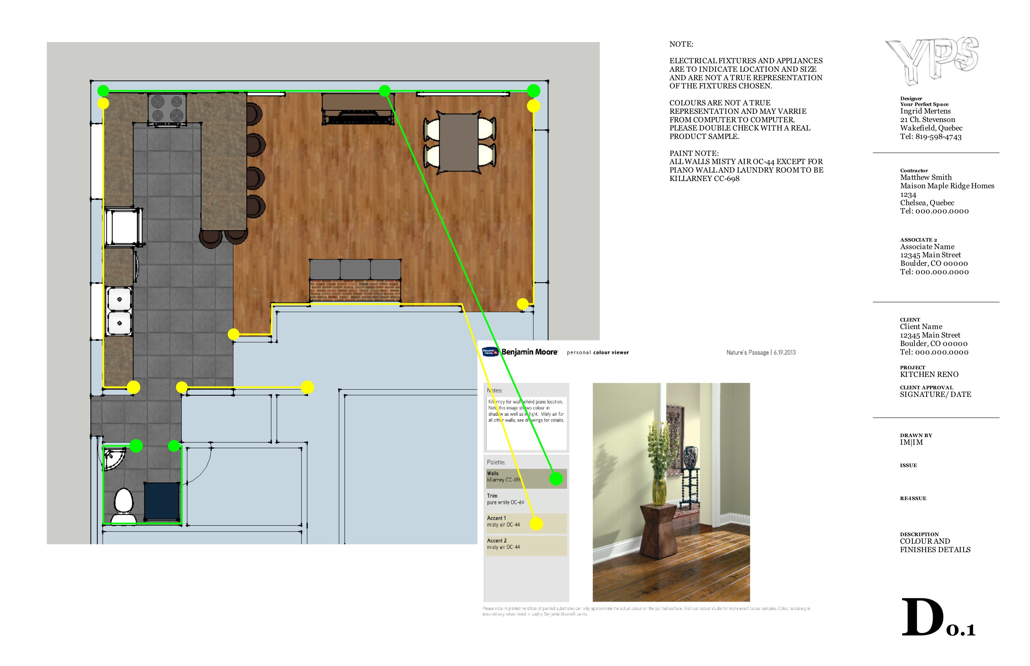 Your Perfect Space Providing Interior Design Services To Contractors Architects And Individuals In West Quebec